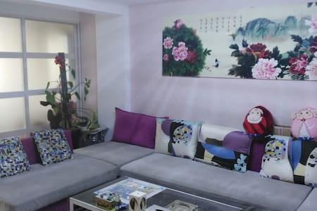 时尚风格,家具一应俱全,适合长租短租 - Nantong