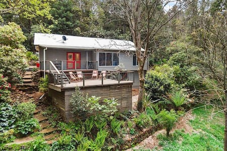ARC - Anzac Road Cottage, Mt Macedon - Mount Macedon