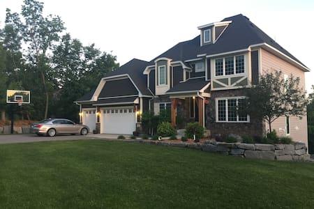 Ryder Cup - New 4,500 sq ft-6 Bedroom Luxury Home - Eden Prairie - Casa