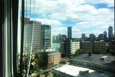 Lux Apt at Heart of Kendall Square near MIT - Cambridge - Apartment