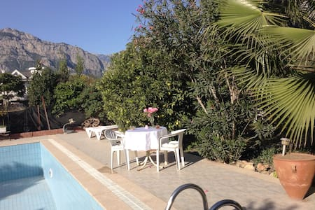 Mountain view Villa - Kemer  - House