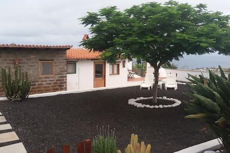 Acogedora cabaña rural con vistas - Lomo Blanco - Cabana