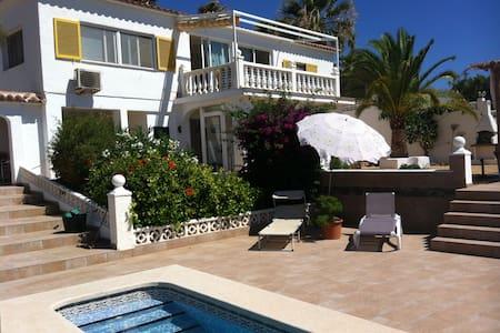 La Frisona-Apartment in Mediterranean StyleVilla - l'Alfàs del Pi - Apartment