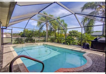 Beautiful room furnished. - Cape Coral - Maison