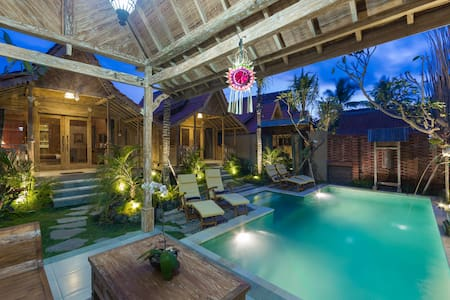 AMAZING NEW 1BR VILLA W/POOL~UBUD - Villa