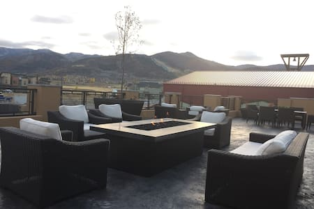 LUXURY PARK CITY TOWNHOME GETAWAY - Park City