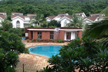 Apartment in Baga/Anjuna 1107 - Apartmen