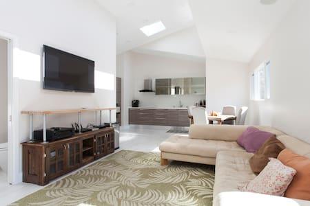 Private room in new Palo Alto home - Palo Alto - House