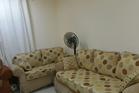 1 Room + Living room in a Lovely 2 bhk in Town ctr - Apartament