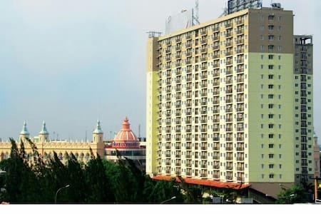 2BR City Center Apt in Bekasi - Apartamento