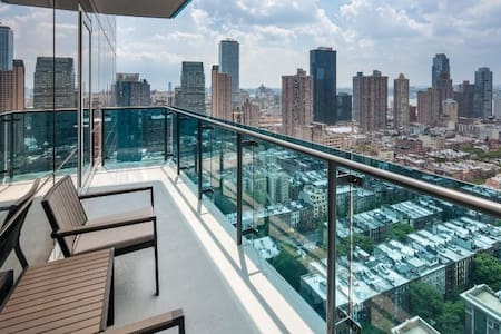 Sleep in the Clouds - Terrace - Nueva York