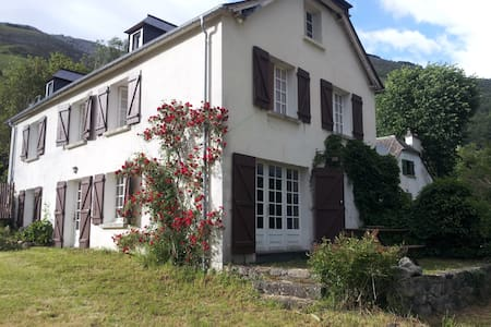 Large farmhouse quiet village, to explore pyrenees - House