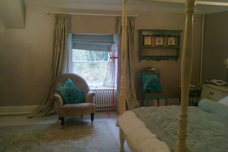 Castle House comfort and style - Denbigh - Bed & Breakfast