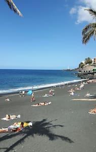 Apartamentos villaslascercas en la playa con wiffi - Appartement