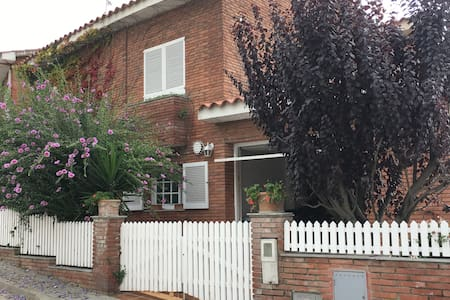 Casa pareada, luminosa y fresca - Sant Andreu de Llavaneres - Townhouse