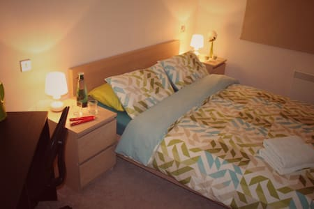 5stars Double Bedroom in Portsmouth - Apartment
