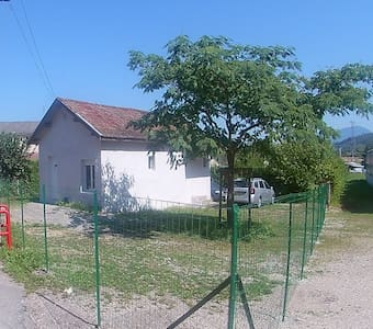 Maison de 45 m2 à 5 min du Lac - Saint-Béron - Huis