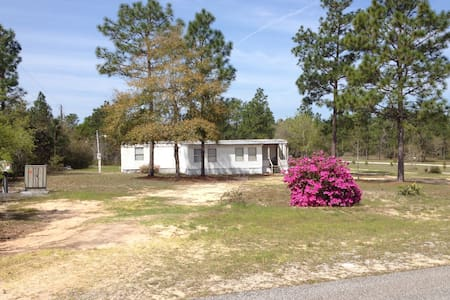 2 BR Mobile Home in Country PETS ok Playroom! - Crestview - Jiné