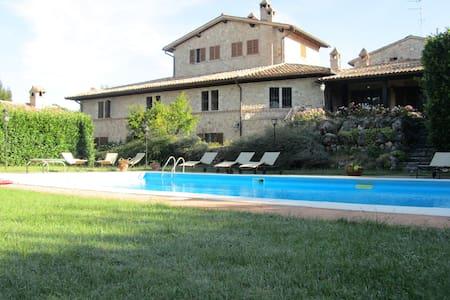 CasaleDolciDimore,Burro&Marmellata - Massa Martana - Apartment