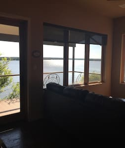 Secluded Apt. on the Lake with Incredible View! - Fort Worth