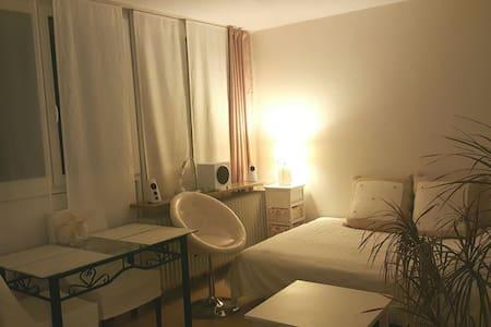 Gemütliches 1-Zimmer Apartment - Munic - Pis