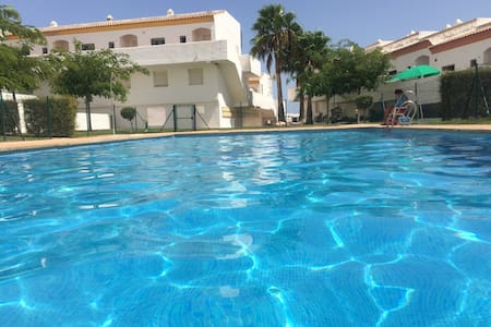 WHOLE HOUSE PRIVATE PARKING 5 MIN TO THE BEACH - Manilva