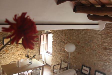 "Cozy appartment in the heart of ""l'Empordà"" - Regencós - Leilighet"
