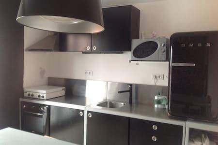 Gezellig retro appartementje - Koksijde - Kondominium