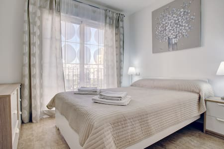 Уютная квартира рядом с морем в Эстепоне - Apartamento
