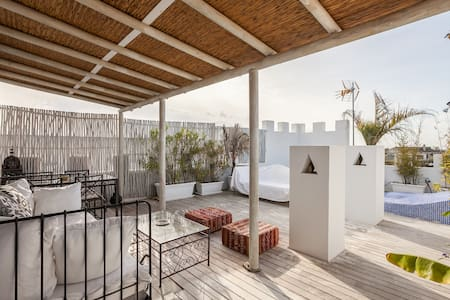 Arabic design at 12 miles sevilla  - Apartamento
