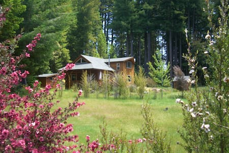 Meadow Wood near Mendocino Village - House