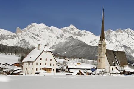 Maria Alm New Year Apartment - Alm - Byt