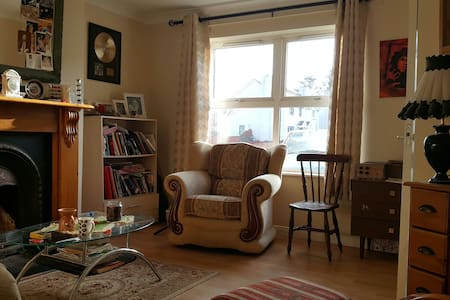 Retro/vintage 2bed hse with parking - Kilmacrennan - Haus