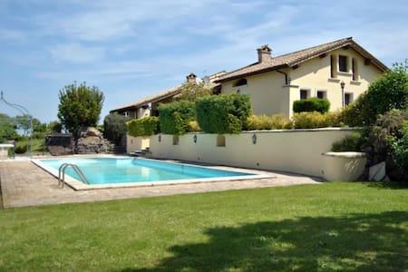 Casale Vento d'estate private  pool - Campagnano di Roma - Villa
