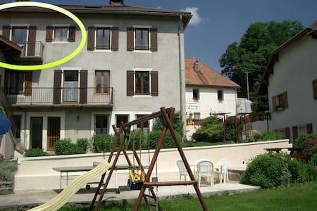 Appartement MB26 du Jura, classé 2 étoiles - Apartament