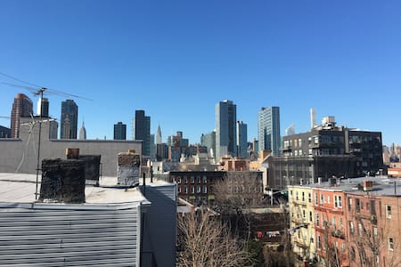 1 stop from Grand Central (2 beds - max 3 guests) - Queens - Apartment
