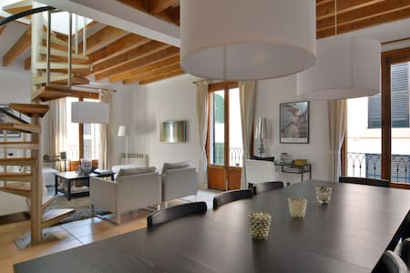 Old town - Penthouse with private terrace - Appartement