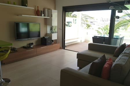 Nice Apart golf course with terrace, pool,internet - Amarilla Golf - Apartment