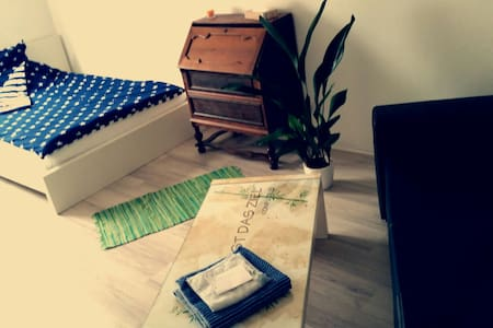 gemütliches Zimmer in Maisonette WH - Kerpen - Apartamento