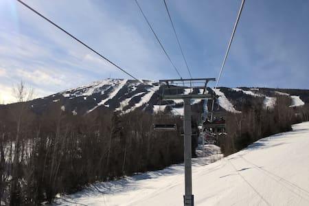Huge Sugarloaf West Mnt Ski/In Ski/Out Townhome - Carrabassett Valley