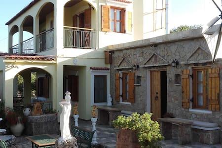 villa Roussos - Şehir evi