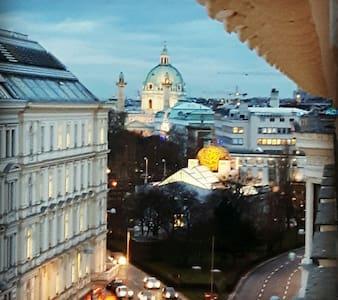Apartment in the hotspot of Vienna - Wien