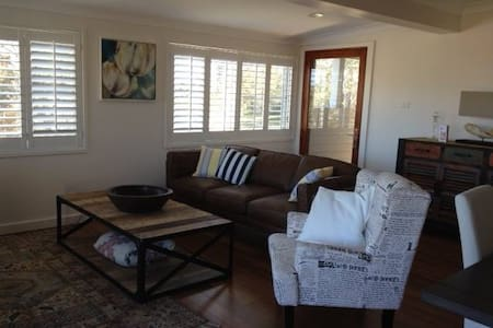 A haven of relaxation, walk to river and beach - Shoalhaven Heads - House