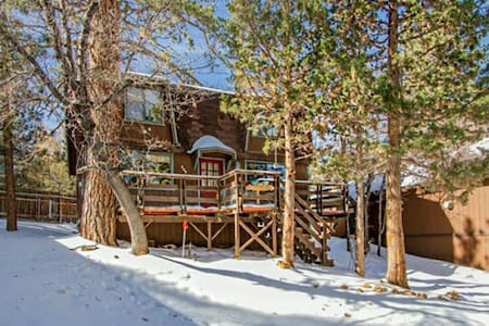 Cozy cabin - Sugarloaf