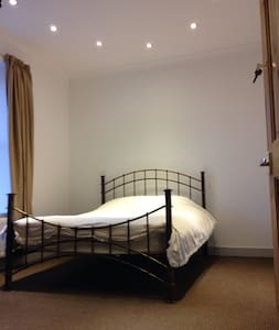 Double Room with Private Bathroom - Dalmellington - Pis