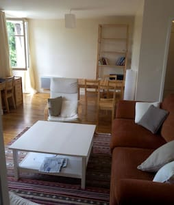 Spacious 2 bed apartment in Bellac - Bellac - Huoneisto