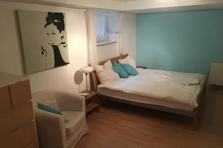 Sweet room with double bed  - Gauting - Huis