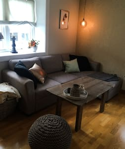 Small and charming apartment close by Grünerløkka - Oslo - Flat