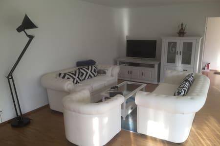 Moderne 4.5 Zimmer Wohnung - Appartement