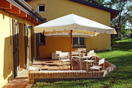 Countryhouse 18 beds - Faenza - Hus